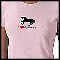 Order a Customized Horse Shirt Online